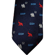 GOP Tie . For Your Republic Friend