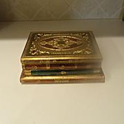 Florentine Florentia Italian Jewelry Trinket BOX