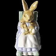 Schmid Beatrix Potter Mrs. Rabbit with Babies Night Light