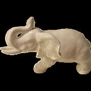 Vintage Bone China White Elephant