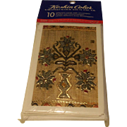 Keskin ColorTurkish Note Cards with envelopes