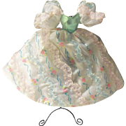 Vintage Barbie Doll Evening Dress Gown 1975