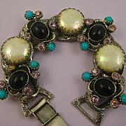 Selro Rare Book-Piece Snake Vintage Bracelet