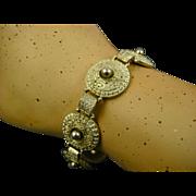 Stunning Art Deco Theodor Fahrner Jugendstil Bracelet ~ c1940s