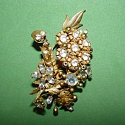 Fantastic Trembler Brooch!