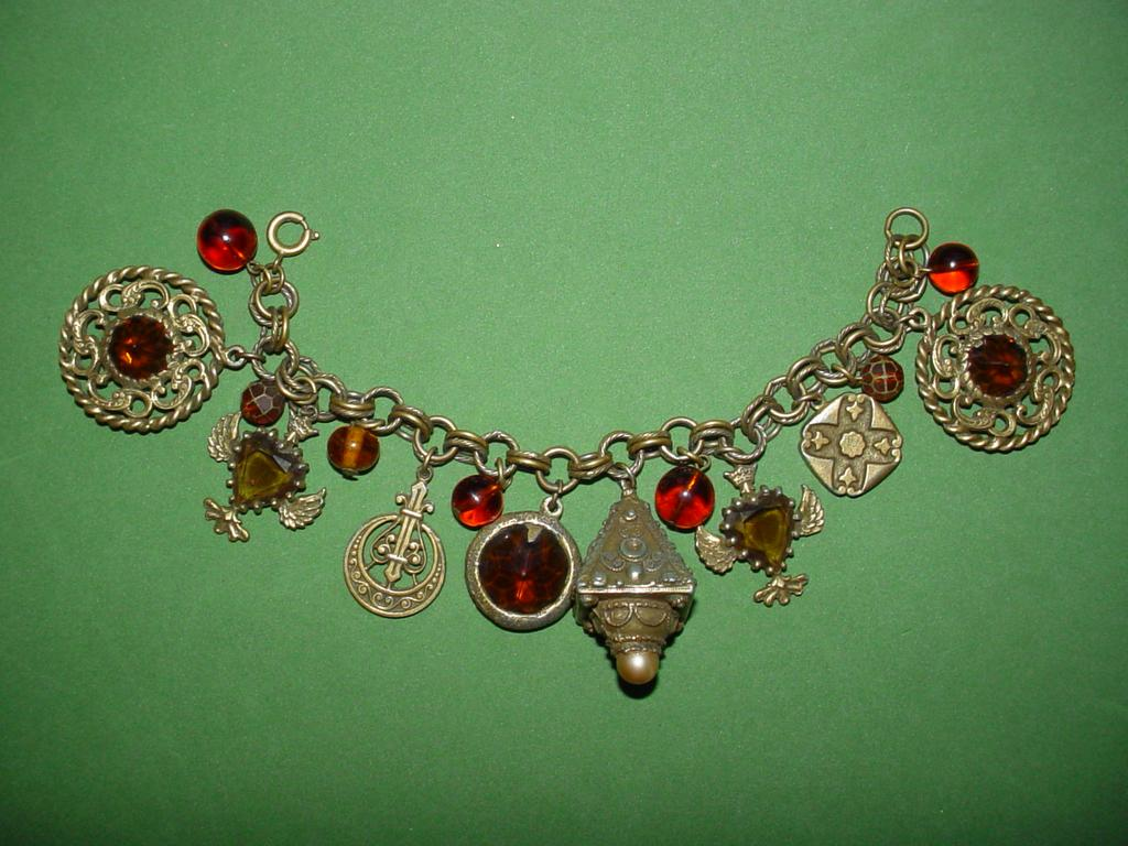 The Best Chunky Charm Bracelet!