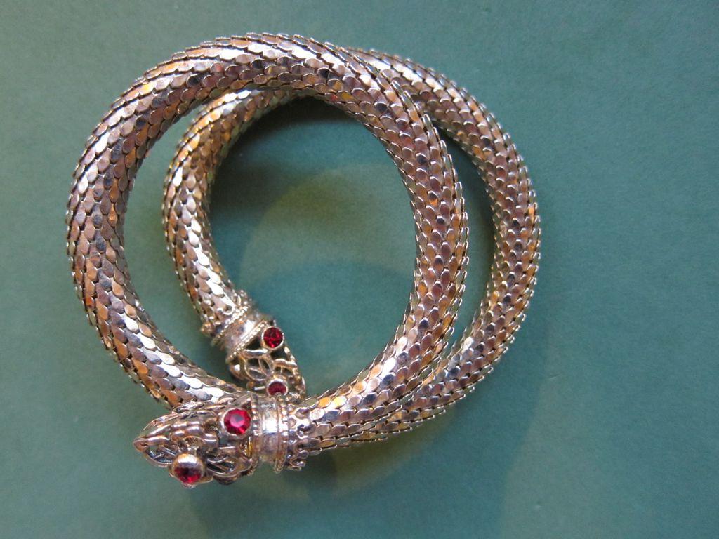 Fabulous Snake Bracelet!