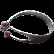 Anna Eker Sterling Bracelet