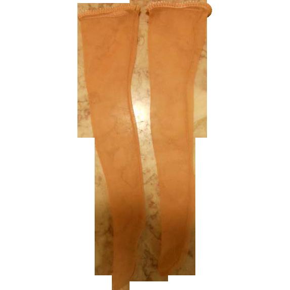 Original Vintage Cissy Seamed Stockings