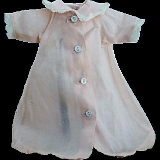 Madame Alexander Vintage Baby Genius Robe w/Tag