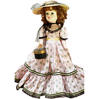 Madame Alexander Glamour Girl Doll 1950's