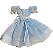 Madame Alexander Cissy Doll Seamstress Made Dress - Just Beautiful!!
