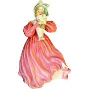 Royal Doulton Marguerite Pretty Lady Figurine