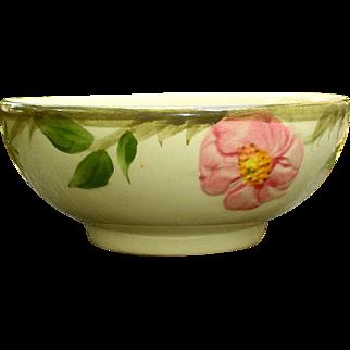 Franciscan Desert Rose Ftd Oatmeal Bowls Set of 4