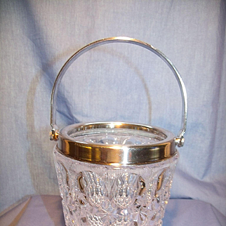 Wine Chiller Bucket by Wm Adams and Towle Silver