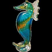 Murano Glass Seahorse