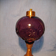 Clevenger Moon & Star Lamp Base