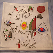 "12"" by 12"" Mdina ""Miro"" tray"