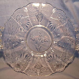 Cambridge Handled Cut Tray