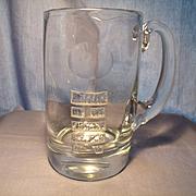 Strombergshyttan Cut, Signed Beer Mug