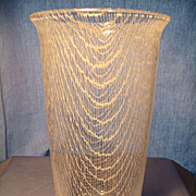 Merletto Glass Vase