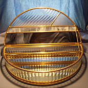 15 Inch Semi Circular Glass Box