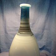 Kosta Boda Bottle Vase by Bertil Vallien