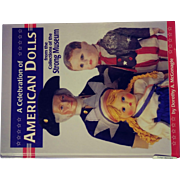 Book, 'A Celebration of American Dolls' by Dorothy A. McGonagle