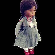 Vintage Kathe Kruse Doll--No Box.