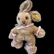 Steiff Mid-Century Standing Rabbit