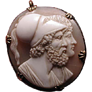 Cameo of Persus and Andrometer