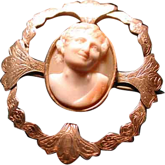 Wonderful cameo of Bacchus
