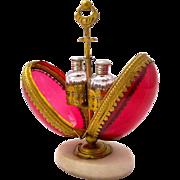 Palais Royal Cranberry Perfume Casket