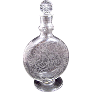 Large Baccarat 'Michelangelo' Perfume Bottle