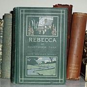 Sale - Rebecca Of Sunnybrook Farm 1st printing 1st issue 1903