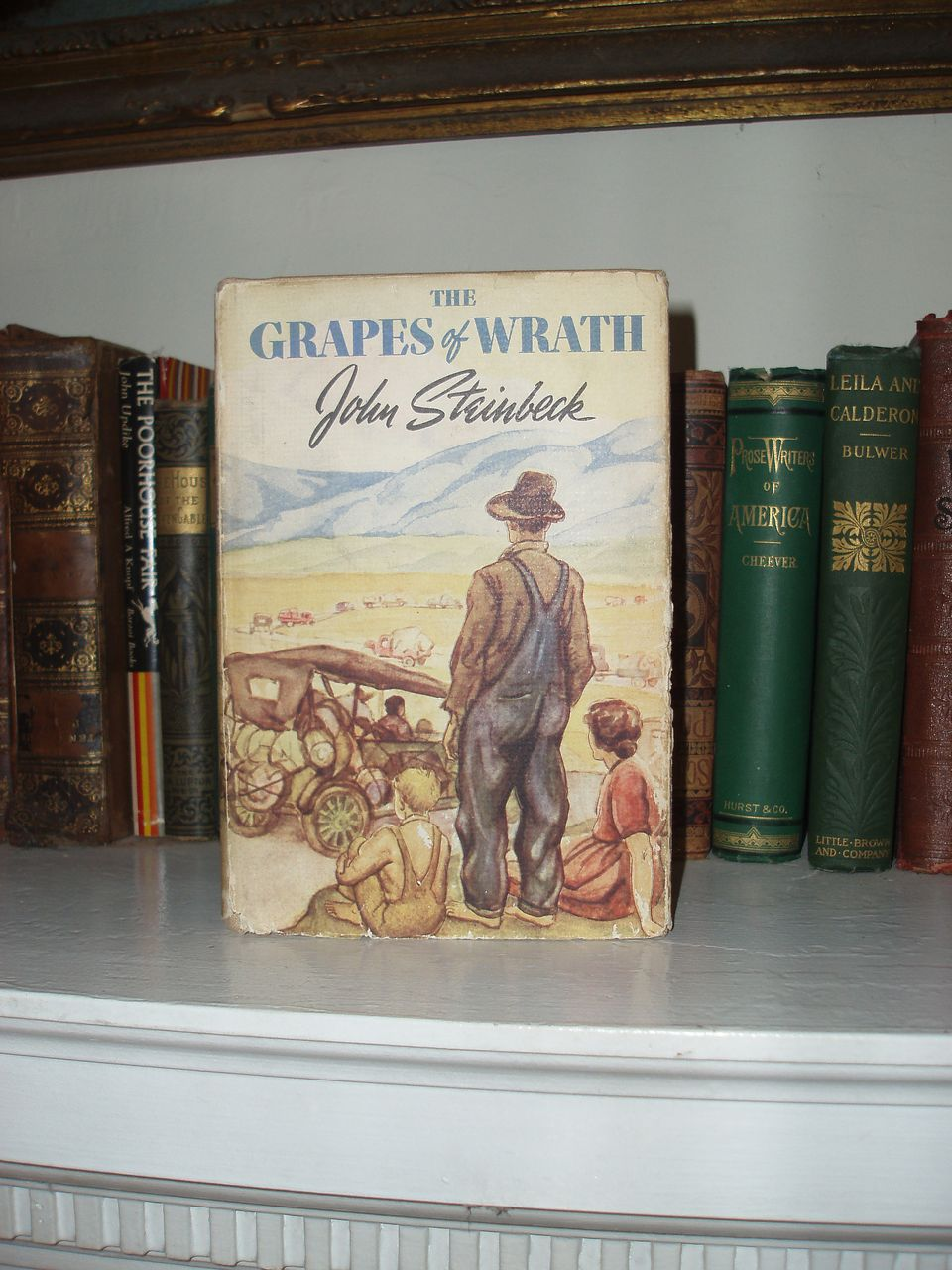Grapes of Wrath 1939 in DJ Steinbecks BEST!