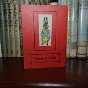 Rare Beatrix Potter Piracy  Peter Rabbit - 1918-1921
