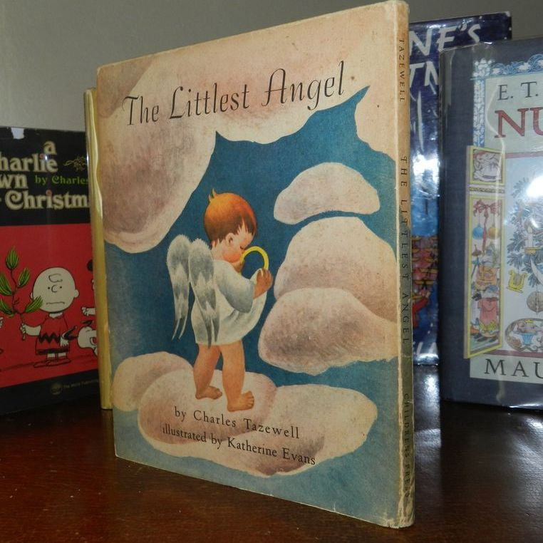 The Littlest Angel by Charles Tazwell 1946 1st printing SWEET!