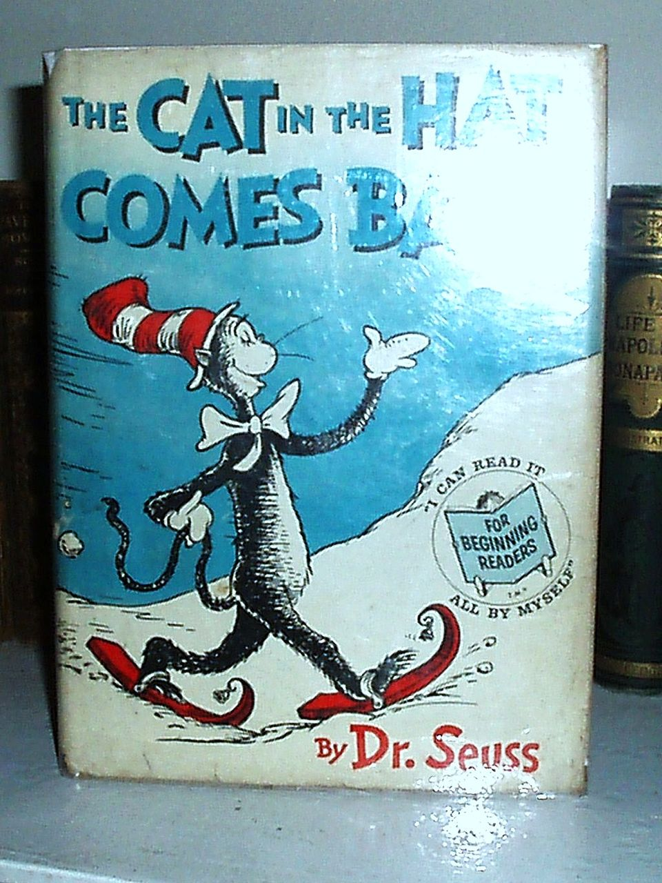The Cat in the Hat comes Back 1958 1st /1st in DJ - Dr Seuss