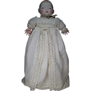 Artist Painted Bye-Lo Baby Doll - Marked Grace Putnam - Made in Germany