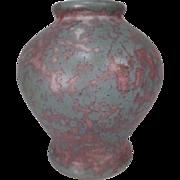 Arts & Crafts Pottery - Burley Winter - Zanesville Ohio - 1920's -30's