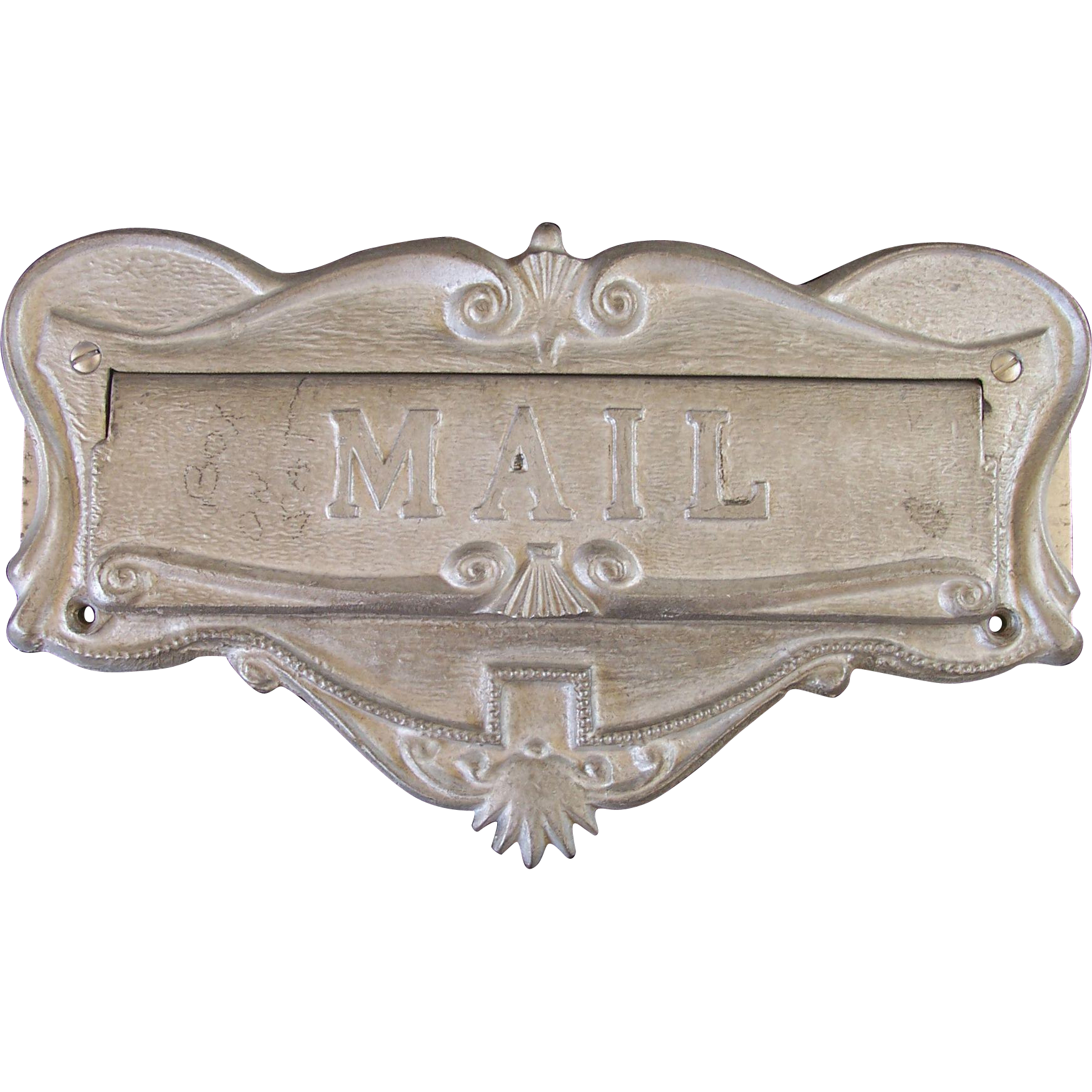1955 Sterling Mail Slot