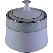 Noritake Vienne Sugar Bowl with Lid