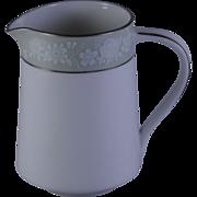 Noritake Vienne Creamer or Cream Jug