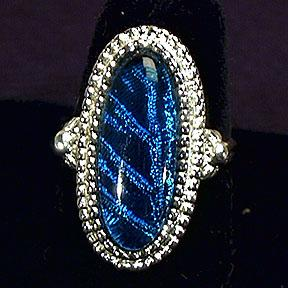 Sarah Coventry Capri Ring