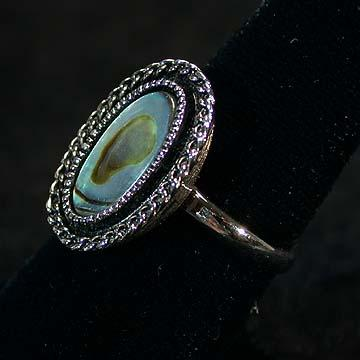 Sarah Coventry Sea Treasures Ring