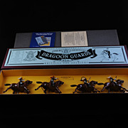 Britains 6th Caribiniers Dragoon Guards New Metal Soldiers MIB