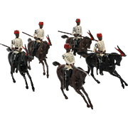 Britains Egyptian Cavalry Lead Soldier Set No. 115