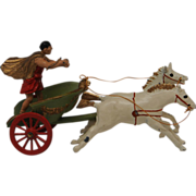 Taylor Barrett Roman Racing Chariot - Hard to find