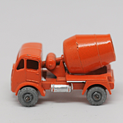 Matchbox 26a E.R.F Cement Mixer  VNM